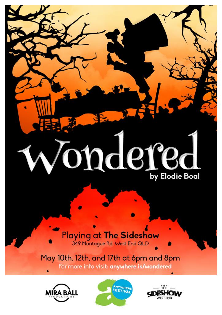Wondered (by Elodie Boal) - Poster