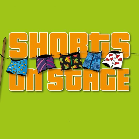 Shorts on Stage Logo